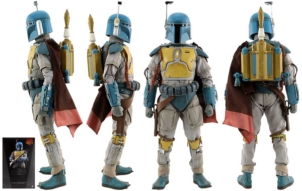Boba Fett (Animation Version) - Hot Toys - Sixth Scale Figures
