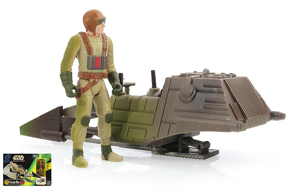 Speeder Bike - Expanded Universe - Vehicles