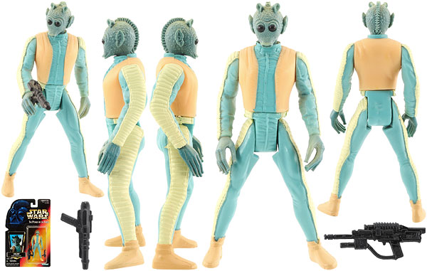 Greedo - POTF2 [Red] - Basic Figures