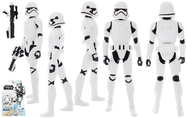 First Order Stormtrooper - Star Wars [Resistance] - Basic Figures