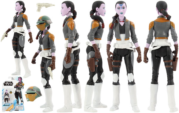 Synara San - Star Wars [Resistance] - Basic Figures