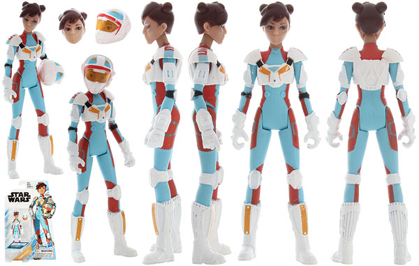 Torra Doza - Star Wars [Resistance] - Basic Figures