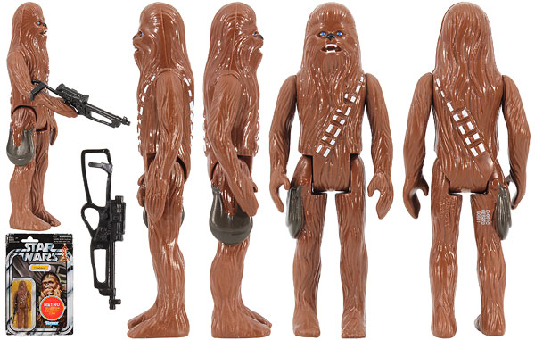 Chewbacca - Retro Collection