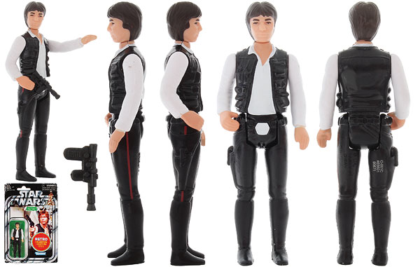 Han Solo - Retro Collection