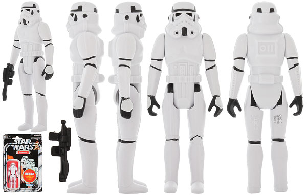 Stormtrooper - Retro Collection