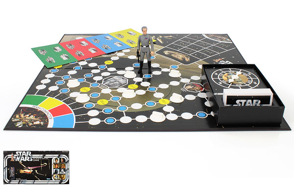 Escape From Death Star - Retro Collection - Board Games