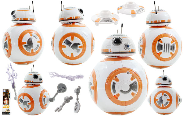 BB-8 (Walmart) - 12-Inch Figures - Star Wars [Solo]