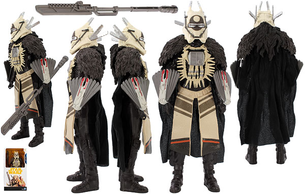 Enfys Nest - Star Wars [Solo] - 12-Inch Figures