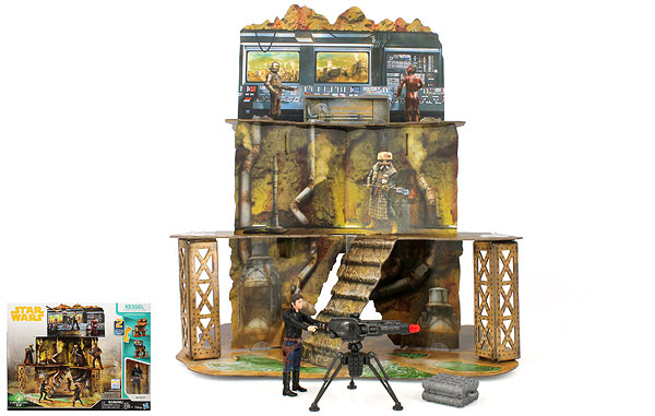 Kessel Mine Escape - Star Wars [Solo] - Playsets