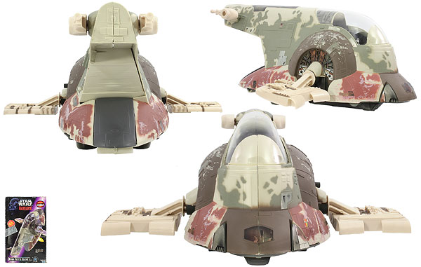 Boba Fett's Slave I - Shadows of the Empire - Vehicles