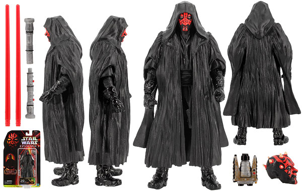 Darth Maul - The Black Series - Episode I 20th Anniversary