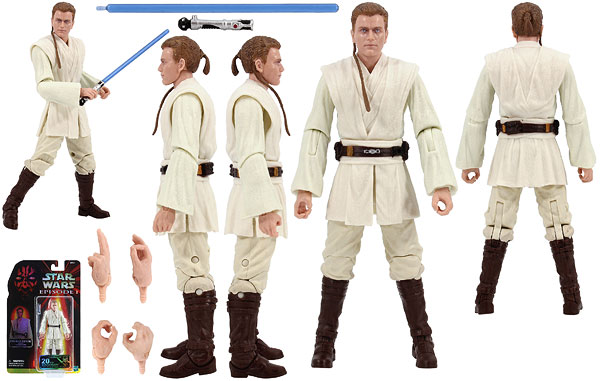 Obi-Wan Kenobi (Jedi Duel) - The Black Series - Episode I 20th Anniversary