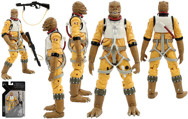 Bossk - The Black Series Archive - 6-Inch Figures
