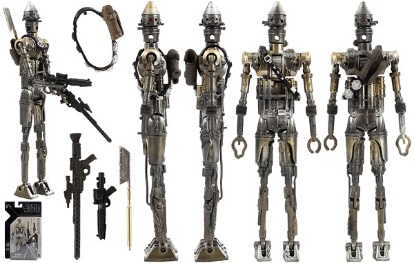 IG-88 - The Black Series Archive - 6-Inch Figures