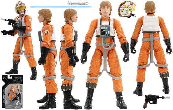 Luke Skywalker - The Black Series Archive - 6-Inch Figures