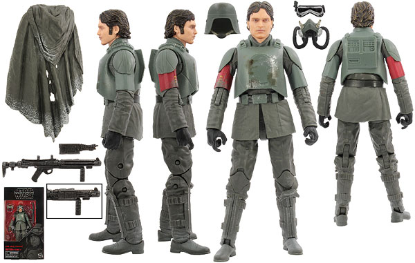 Han Solo (Mimban) (78) - The Black Series - 6-Inch Figures