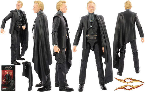 Dryden Vos (79) - The Black Series - 6-Inch Figures