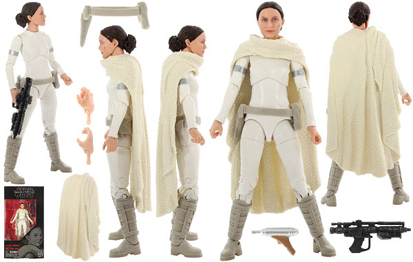 Padmé Amidala (81) - The Black Series - 6-Inch Figures