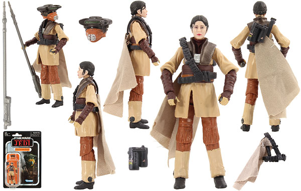 Princess Leia Organa (Boushh) (VC134) - The Vintage Collection
