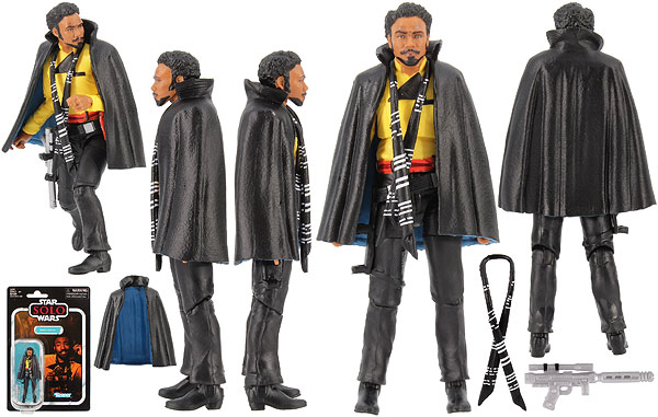 Lando Calrissian (VC139) - The Vintage Collection