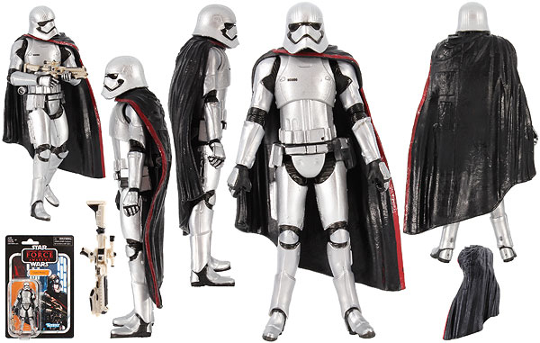 Captain Phasma (VC142) - The Vintage Collection
