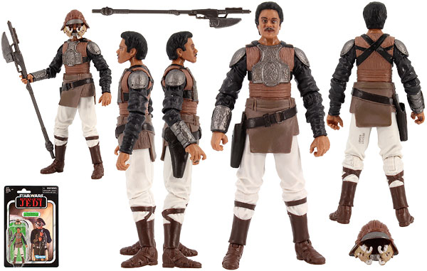 Lando Calrissian (Skiff Guard) (VC144) - The Vintage Collection