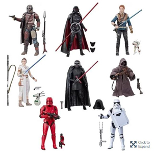 You Pick Star Wars Black Series First Edition Stormtrooper 97 OR 96 Jawa White