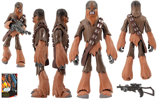 Chewbacca - Galaxy of Adventures - Five Inch Figures