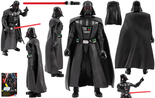 Darth Vader - Galaxy of Adventures - Five Inch Figures