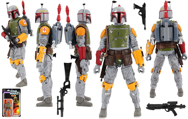 Boba Fett - The Black Series [The Empire Strikes Back 40]
