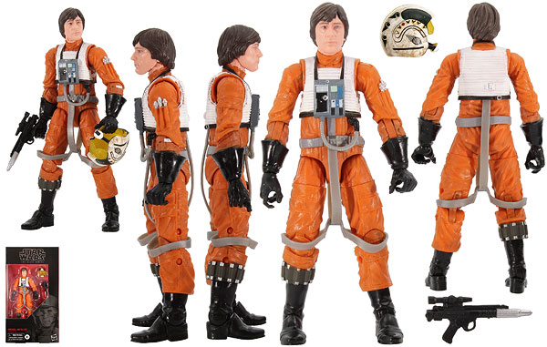 Wedge Antilles (102) - The Black Series [Phase III]