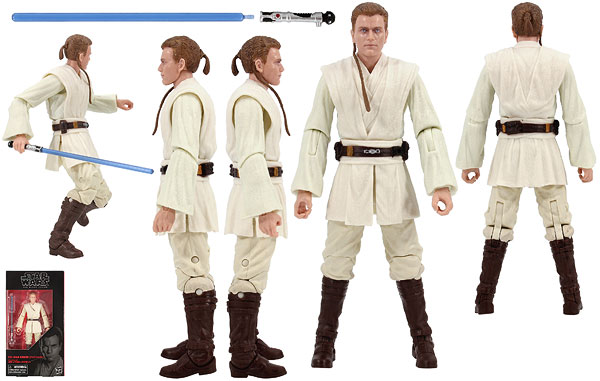 Obi-Wan Kenobi (Padawan) (85) - The Black Series [Phase III]