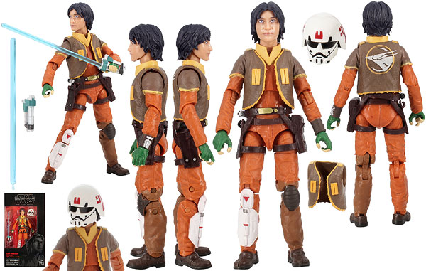 Ezra Bridger (86) - The Black Series