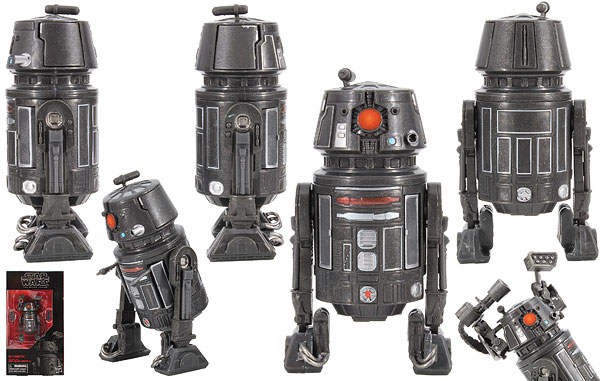 BT-1 (Beetee) (88) - The Black Series