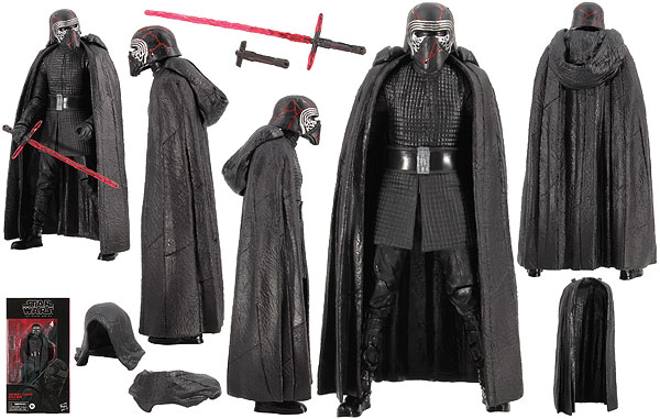 Supreme Leader Kylo Ren (90) - The Black Series [Phase III]