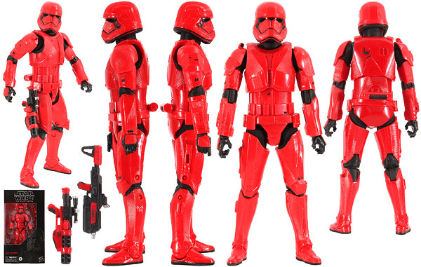 Sith Trooper (92) - The Black Series [Phase III]