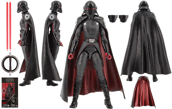 Second Sister Inquisitor - The Black Series [Phase III]