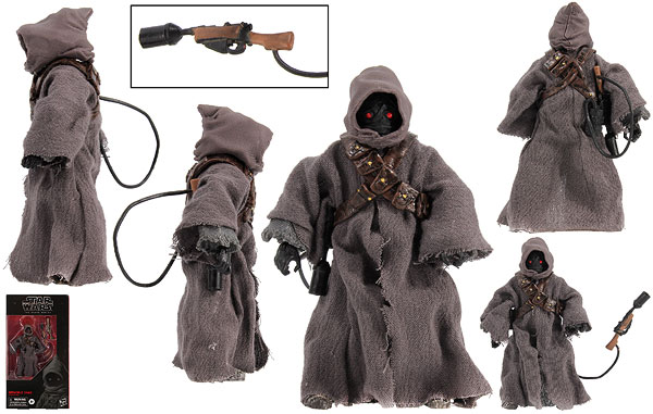Offworld Jawa (96) - The Black Series [Phase III]