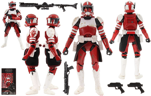 Clone Commander Fox - The Black Series [Phase III]