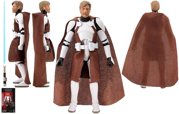 Clone Commander Obi-Wan Kenobi - The Black Series [Phase III]