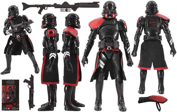 Purge Stormtrooper - The Black Series