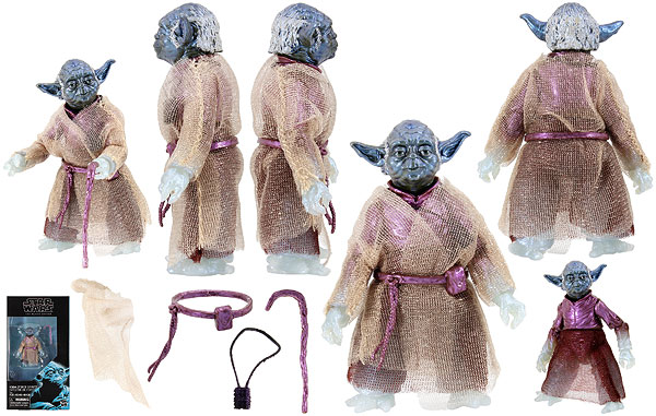 Yoda (Force Spirit) - The Black Series