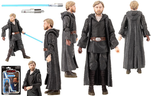 Luke Skywalker (Crait) (VC146) - The Vintage Collection