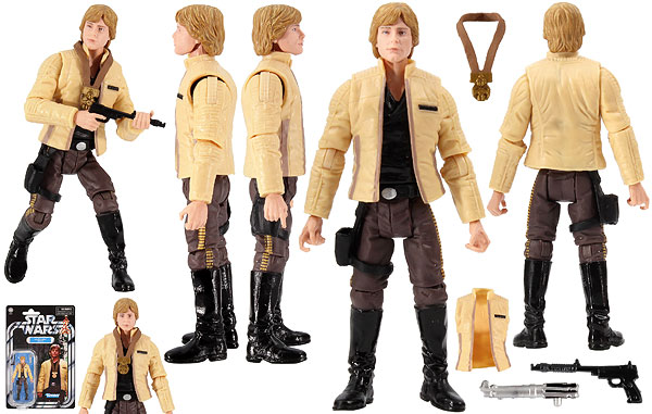 Luke Skywalker (Yavin) (VC151) - The Vintage Collection