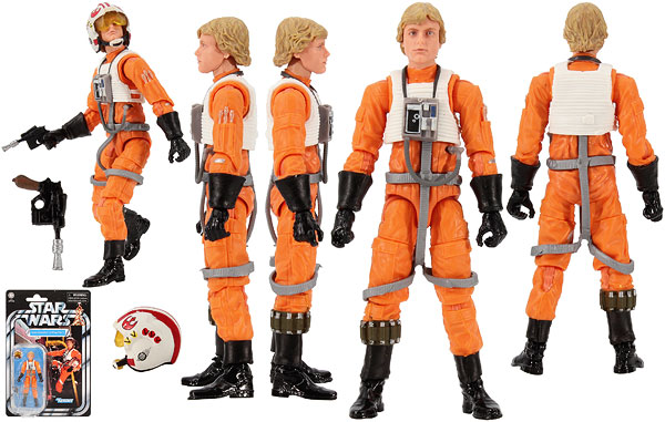 Luke Skywalker (VC158) - The Vintage Collection