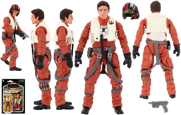 Poe Dameron (VC160) - The Vintage Collection