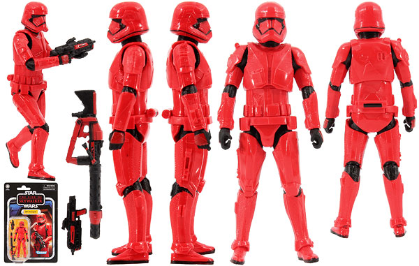 Sith Trooper (VC162) - The Vintage Collection