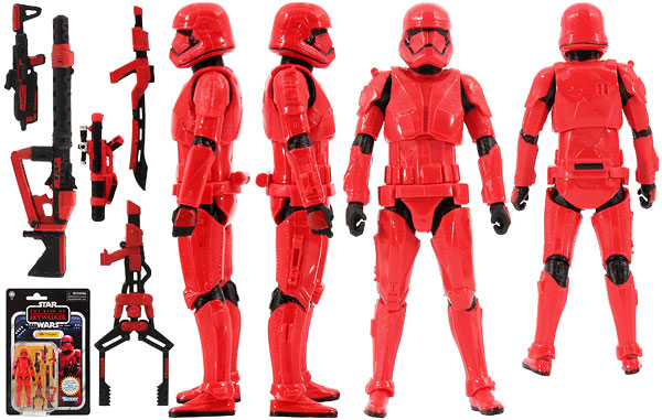 Sith Trooper (Armory Pack) (VC162A) - The Vintage Collection