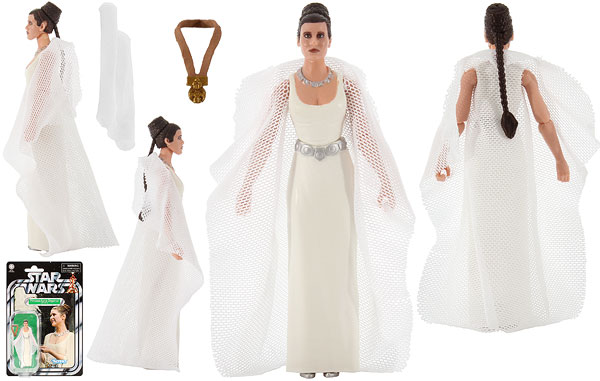Princess Leia Organa (Yavin) (VC164) - The Vintage Collection