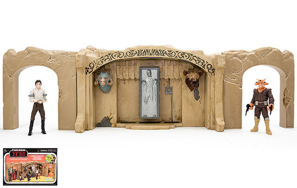 Jabba's Palace Adventure Set - The Vintage Collection